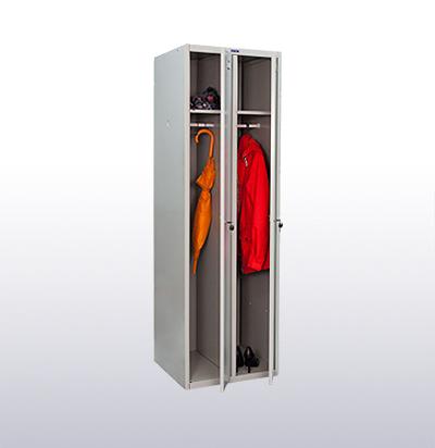 Шкафы металлические для одежды, для раздевалок , для школ, сборные