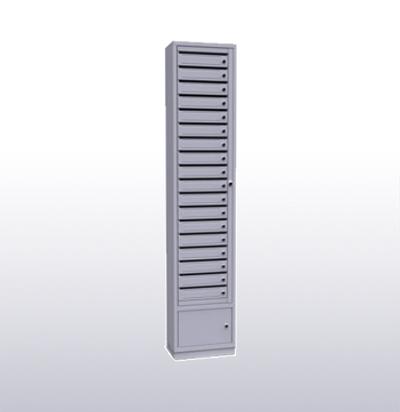 Шкафы металлические абонентские