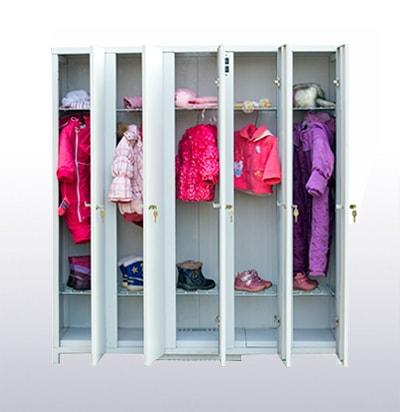 Шкафы сушильные для детских садов и дошкольных учреждений