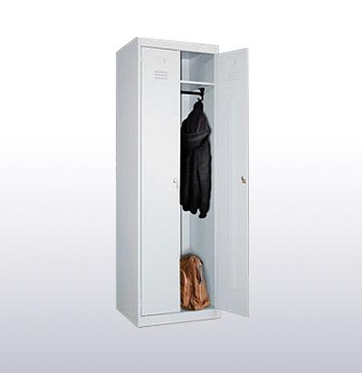Шкафы металлические для одежды, для раздевалок сварные