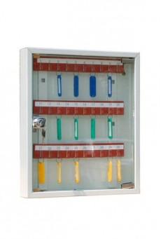 Ключница КЛ-30С со стеклянной дверкой
