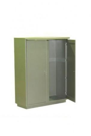 Шкаф для газовых баллонов двухстворчатый