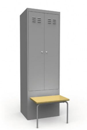 Шкаф для одежды ШР-22L_600ОСК
