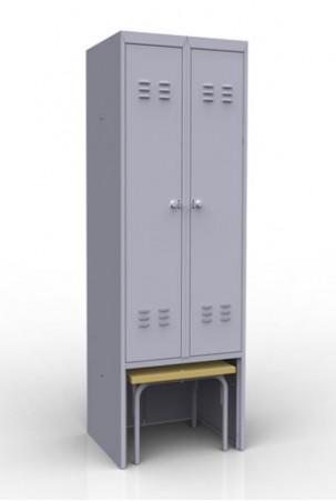 Шкаф для одежды ШР-22L_600ВСК