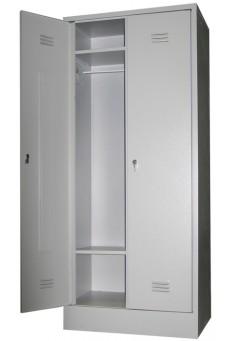 Шкаф для одежды сварной ШР-22/1000 БП с замками